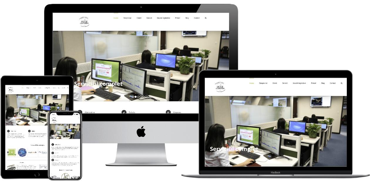 Website – Huge ContExpert
