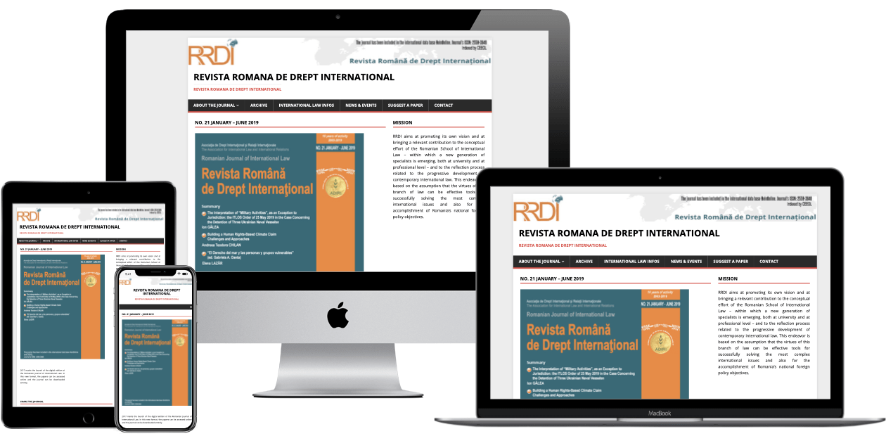 Website – RRDI