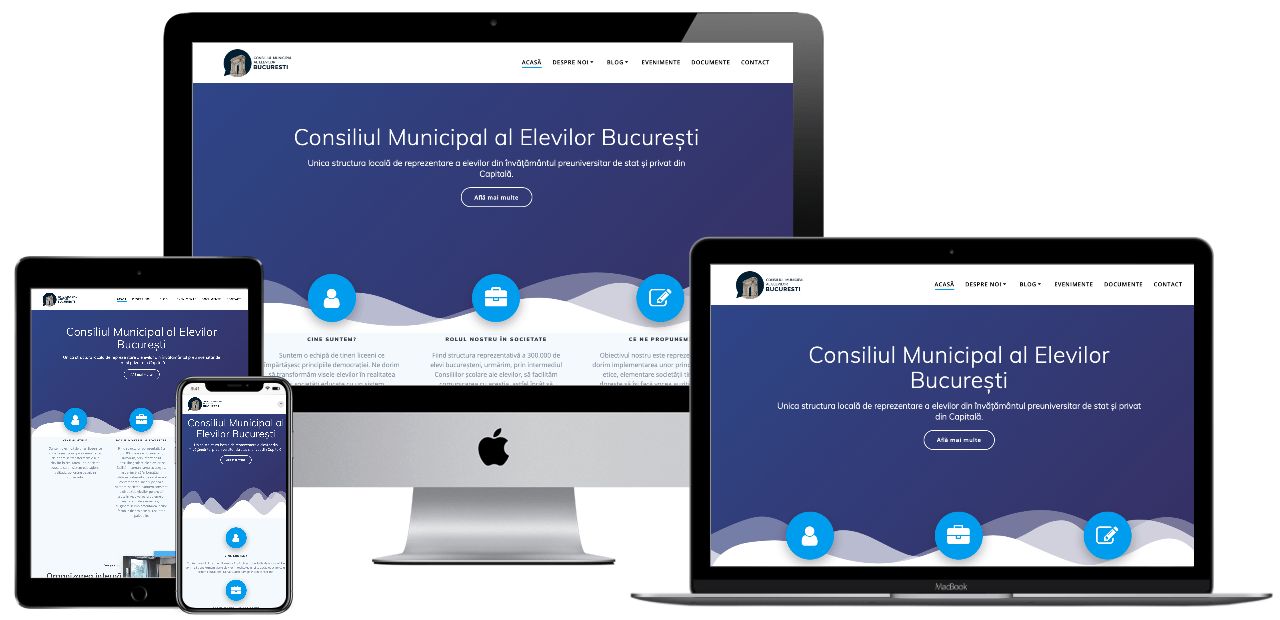 Website – CMEB