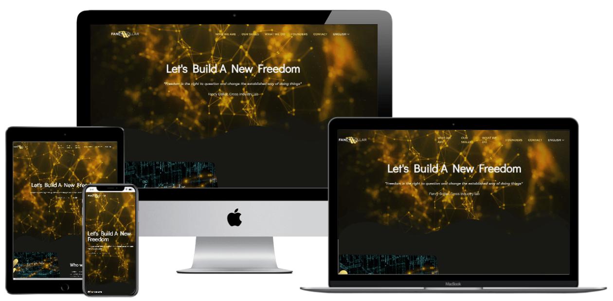 Website – Fancy Dollar