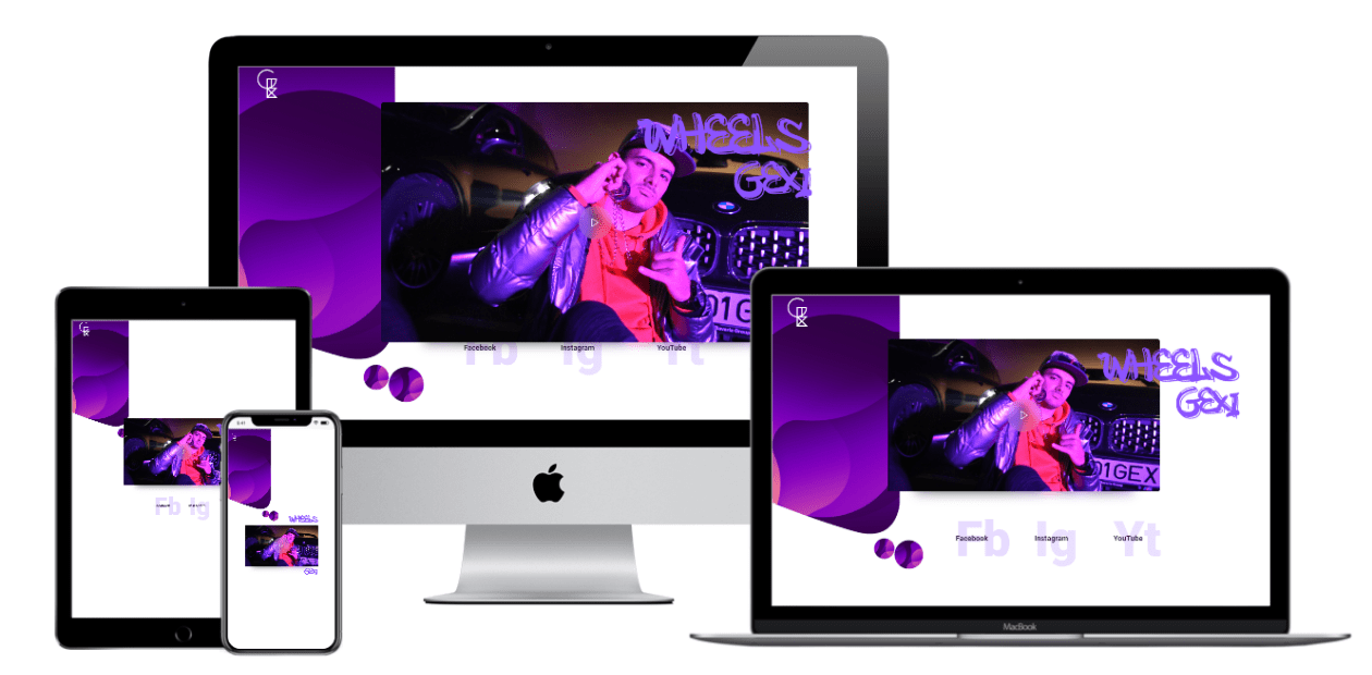 Website – Gexi Music
