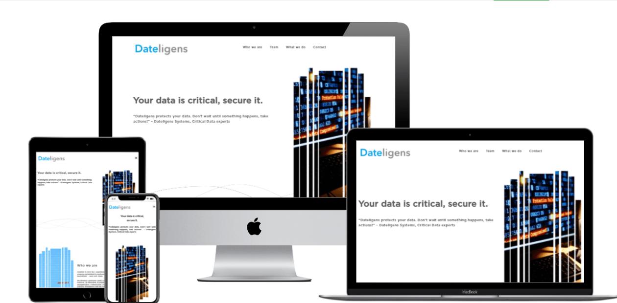Website – Dateligens