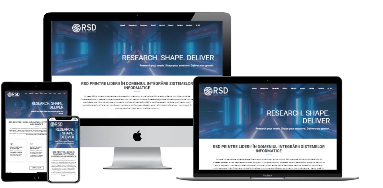 Website – RSD