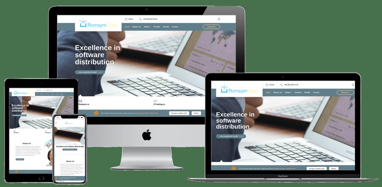 eCommerce – Romsym Data